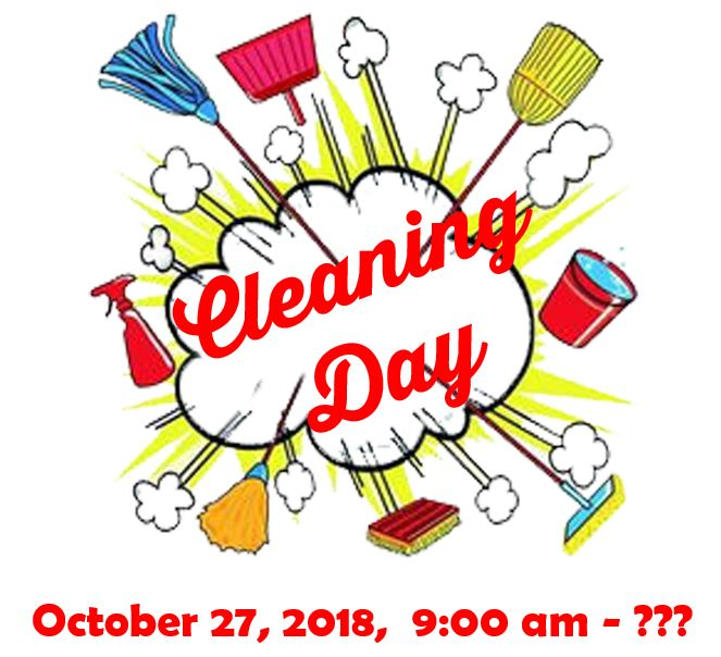 WCC Cleaning Day